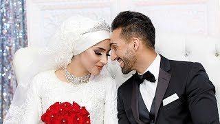 Sham & Saher | Official Wedding Reception Highlights | HD Film Production