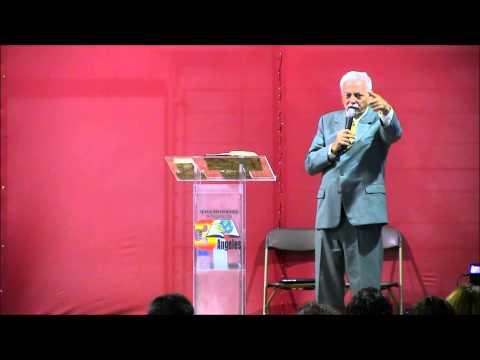 (Mensaje Para Los Tiempos Finales 5-9) Pr. Hugo Gambetta - La Abominacion Desoladora Parte 1