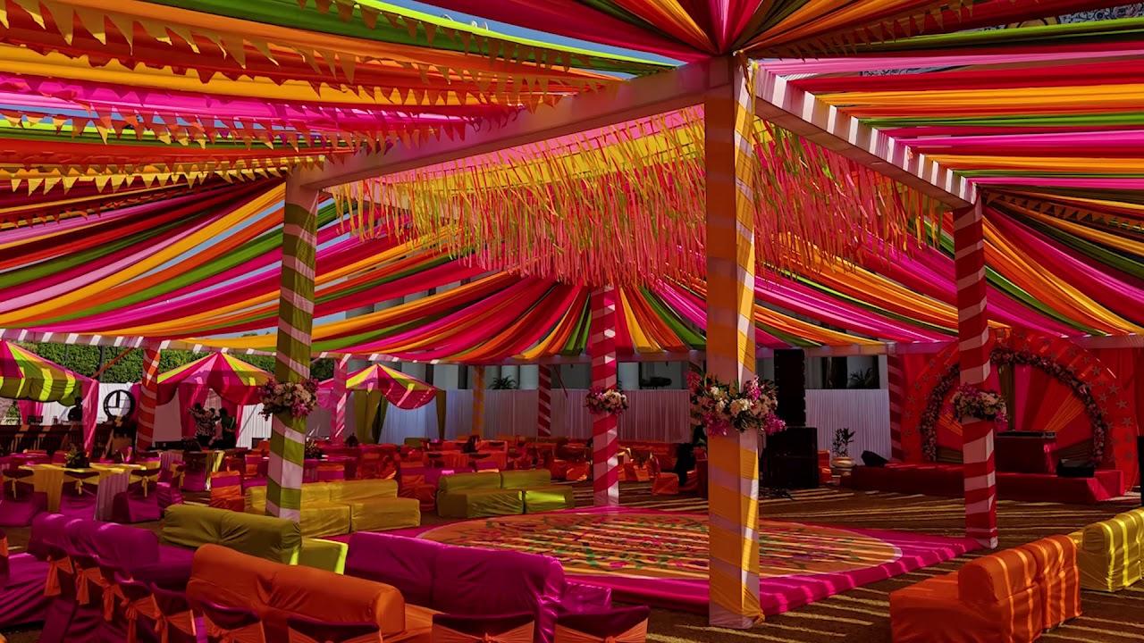 Mexican Carnival Theme Decor