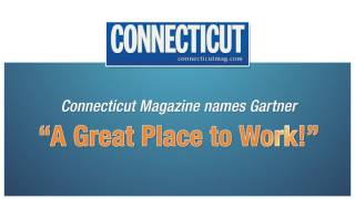 Gartner: A Great Place to Work