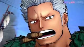 海賊王:燃血 全人物必殺技 One Piece Burning Blood All Ultimate Attacks