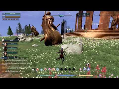 Crowfall 170513 Fessor vs Knight aka Bugged Chain Pull Saved My Ass