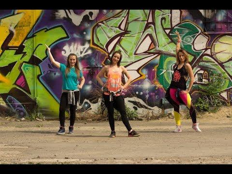 ZUMBA dancing to FIREHOUSE - Daddy Yankee & Play N Skillz