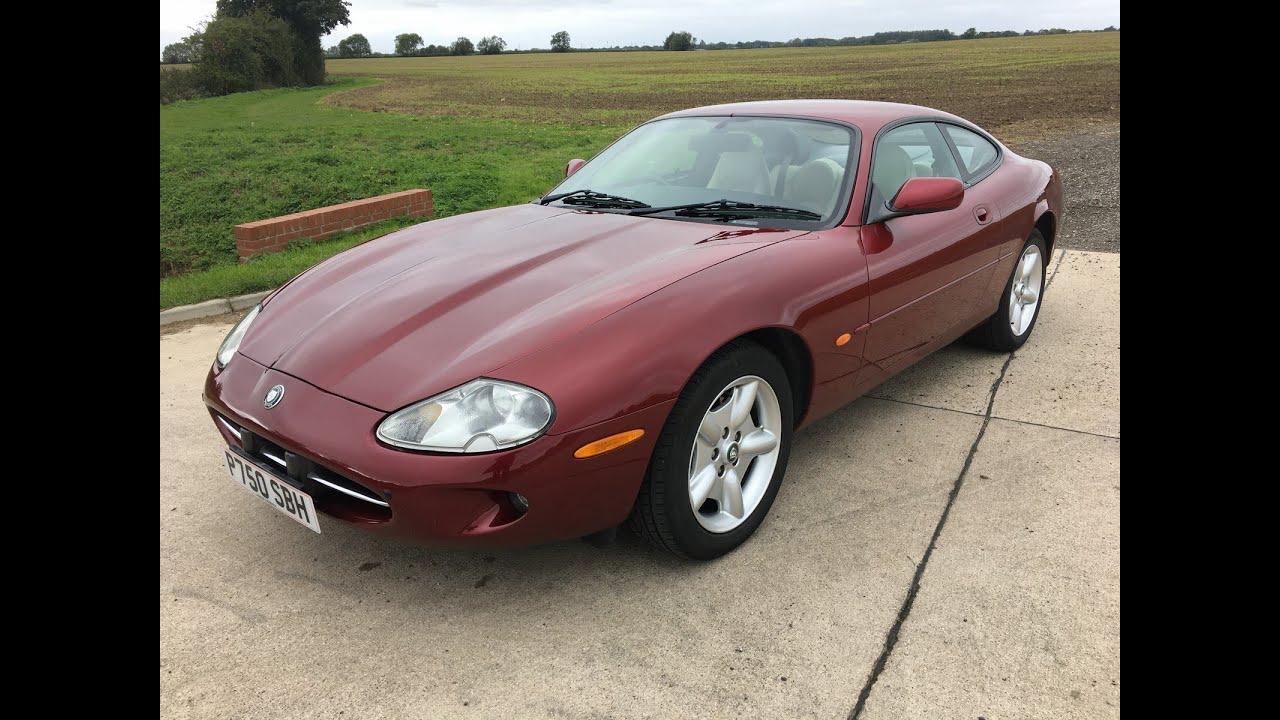 Jaguar XK8 (X100) 1996-2002 Buyer's Guide - YouTube
