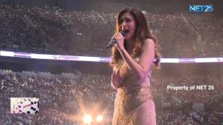 Zsa Zsa Padilla in Phil  Arena Ikaw Lamang (NET25 LETTERS AND MUSIC)
