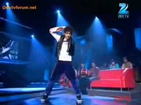 Raghav CrocRoaz Juyal solo performed slow motion n Mirror on Fusion in DID 3 HQ 3rd March