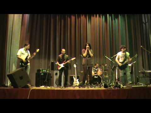 Чёрные Трубы - На небо (Live in Molzino)