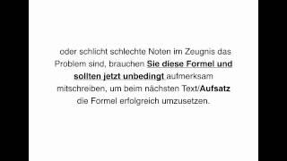 Grundschule Unterrichtsmaterial Deutsch Aufsatz