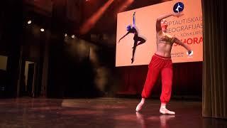 00010 Starptautiskajā horeogrāfijas konkursā-festivālā