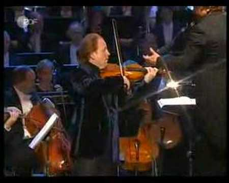 "Daniel Hope plays ""Schindler's List"" Theme,ECHO Klassik 2006"