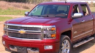 Car Tech - 2014 Chevrolet Silverado High Country