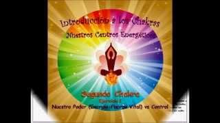 Chakra 2-2- Ejercicio 1, Nuestro Poder (Fuerza Vital) - Control