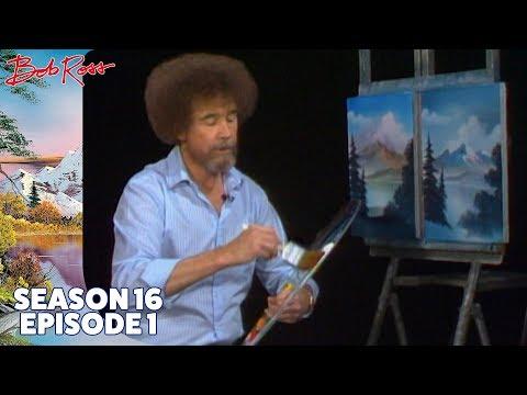 Bob Ross - Two Seasons (Season 16 Episode 1)
