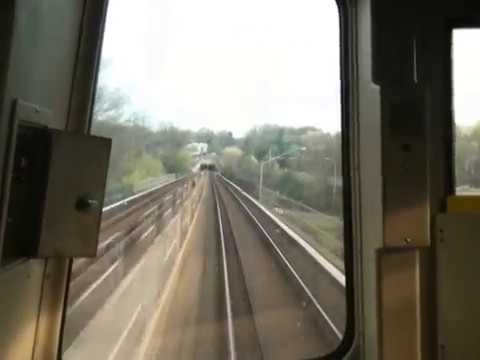 WMATA Metrorail Red Line Ride - White Flint to Metro Center (April 4, 2010)
