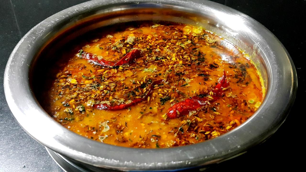 Dal Tadka Recipe - Restaurant Style Dal Fry recipe - How ...