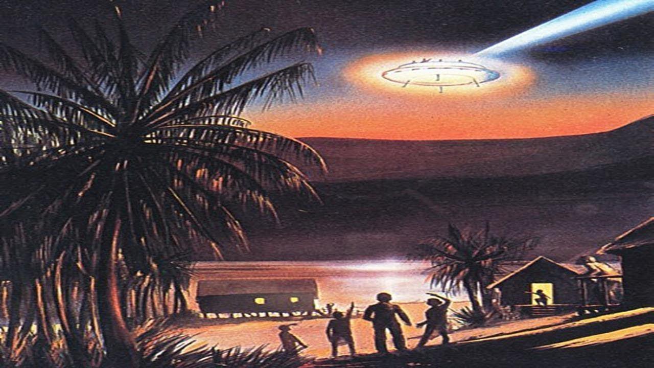 UFO w Papui Nowej Gwinei (1959)
