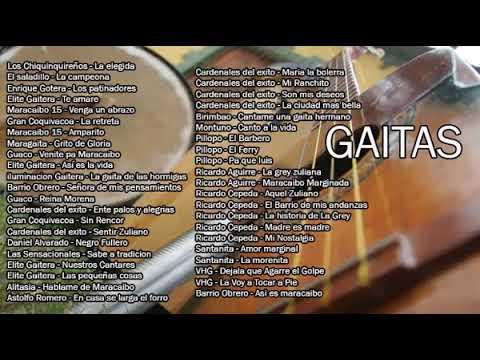 MIX LAS MEJORES GAITAS (CON LINK DE DESCARGA)