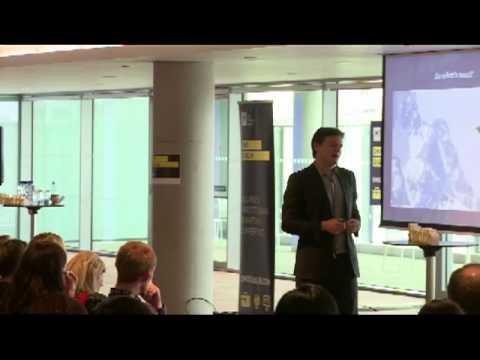 Teddy Goff, Digital Director, Obama 2012, at DMX Dublin 2013, Part 2