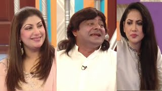 Sawa Teen 3 July 2016 | Comedy Show | Iftikhar Thakur