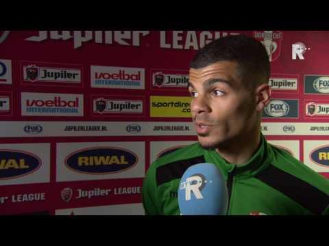Mawouna Amevor blikt terug op Dordrecht-MVV (0-1)