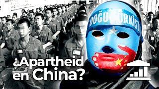 ¿Hay RACISMO en CHINA contra los UIGURES (y otras minorías)? - VisualPolitik