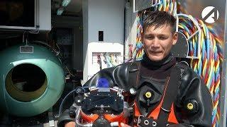 Астраханские водолазы победили в международном конкурсе