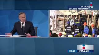 La economía mexicana soportó el sismo | Noticias con Ciro Gómez Leyva