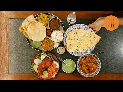 Phahurat Street Food: Royal India