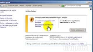 Como Desactivar Windows Update, QUITAR ACTUALIZACIONES AUTOMATICAS