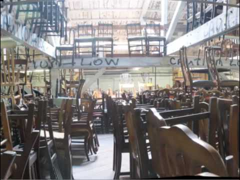Jere's Antiques, The Chairs, Savannah, GA - Jere's Antiques, The Chairs, Savannah, GA - YouTube