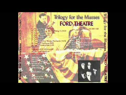 FORD THEATRE - 101 Harrison Street (Who you belong to)