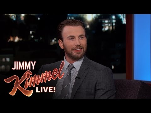 Chris Evans' Parents Played a Crazy April Fools' Prank on Him