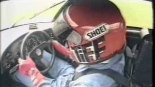 Top Gear 1991 - Tiff tests the Jaguar XJR15