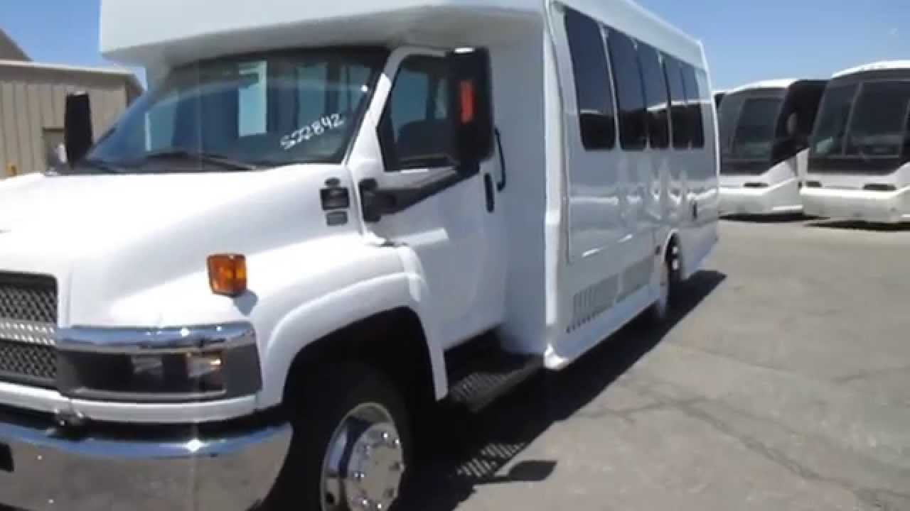 All Chevy chevy c4500 : Used Bus For Sale - 2007 Chevy C4500 Duramax Diesel Turtle Top ...