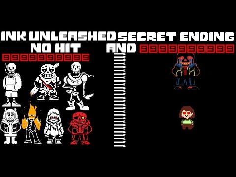 Ink Unleashed no hit+secret ending