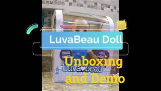 LuvaBeau Doll - Boy Version of LuvaBella Doll Review
