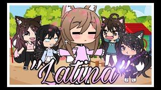 """""""Latina""""~gacha life(Lele pons)~//audio:Lele pons//"""