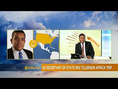 Tillerson in Africa, warns on China's influence on continent [The Morning Call]