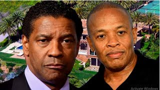 10 Most Expensive mansions owned by Black Celebrities.