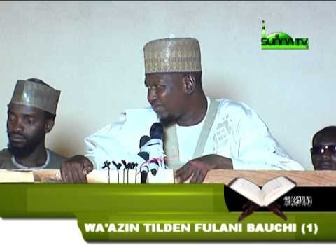 Download Sheikh Muhammad Kabiru Gombe (Duniya Budurwar Wawa 1)