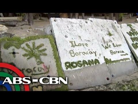 Bandila: Ilang Boracay resort owner, nagpaalam na sa mga empleyado