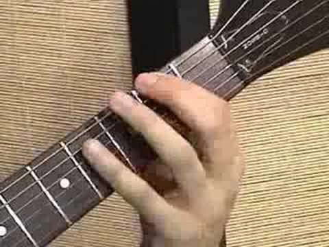 Canon Rock Rhythm Guitar Lesson