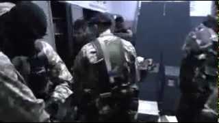 Вежливые люди сняли клип о выполнении задач в Крыму