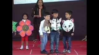 Are you my mother skit by Jr.KG A - Madhapur