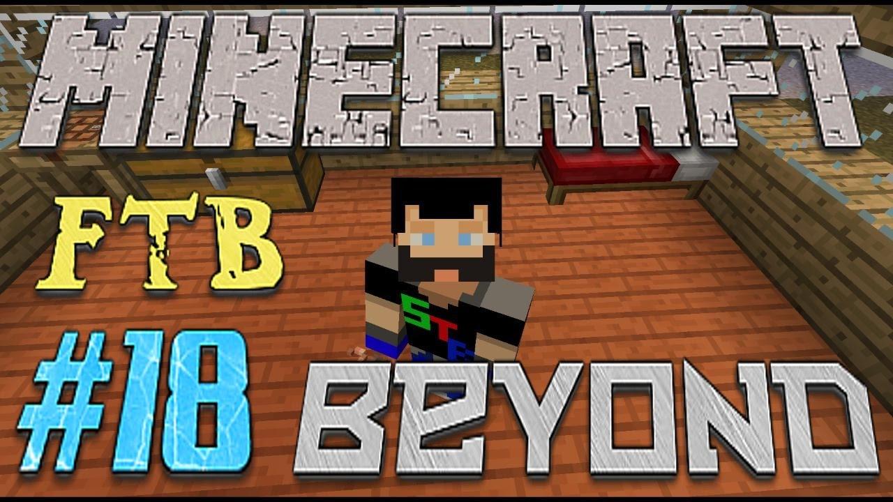 Minecraft FTB Beyond - Woot Mob Farm And Patreon Server (18)