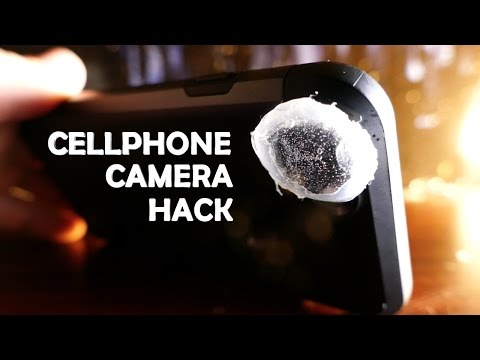 Super Simple Cellphone Hack! - Amazing Camera Modification!!!