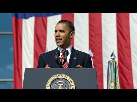 Barack  Obama -  Fort Hood Memorial Address (Audio Enhanced)