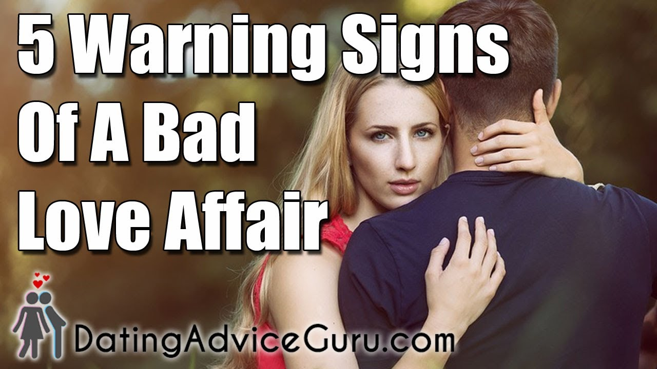 dating bad signs There were signs of abuse before we married  surviving an unwanted breakup  people are usually still exposing themselves when they begin dating.