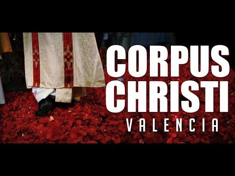 Corpus Christi Valencia 2019 - MILLONES de pétalos de rosas para el Señor