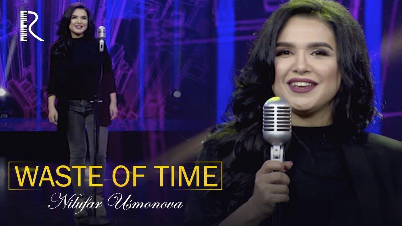 Nilufar Usmonova | Нилуфар Усмонова - Waste of time #UydaQoling